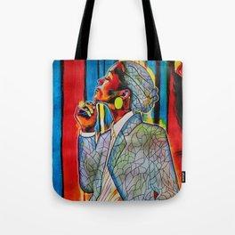 Zoe Saldana for Porter Tote Bag