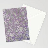 Ab Marb Magenta Stationery Cards
