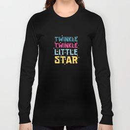 Twinkle Twinkle Little Star Long Sleeve T-shirt