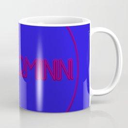 Velkominn Neon Coffee Mug
