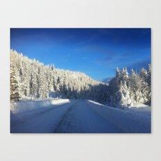 Stavliheia Canvas Print