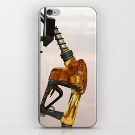 Gas Station iPhone Skin