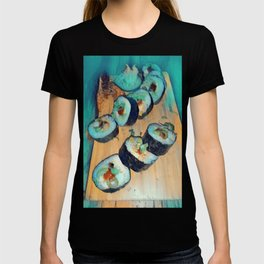 Sushi locust dinner! T-shirt