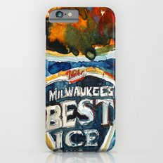 Milwaukee Best Ice Beer  - Miller Ice iPhone 6s Slim Case