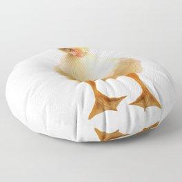 Baby Duckling Floor Pillow