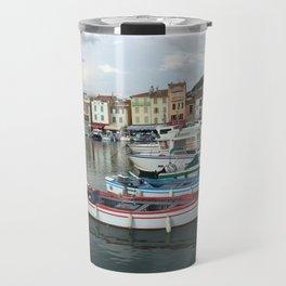 Italian Row Boats Travel Mug