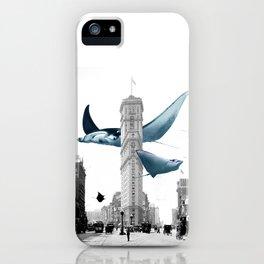The Invasion iPhone Case