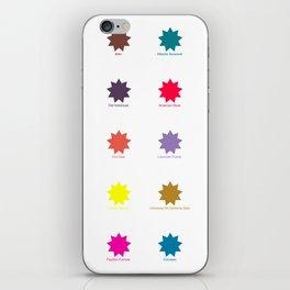 Oseltamivir iPhone Skin