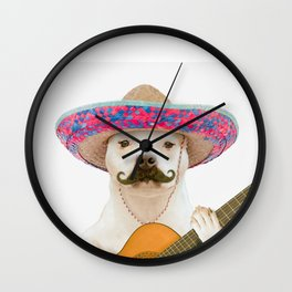 TITO PANCHITO Wall Clock