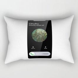 The Call of Cthulhu Rectangular Pillow