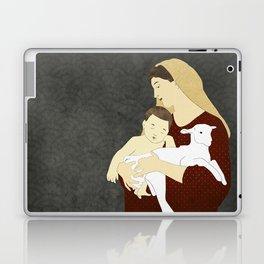 Virgin Mary Laptop & iPad Skin