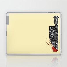 foul deeds Laptop & iPad Skin
