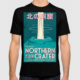 Final Fantasy VII - Great Northern Crater T-shirt