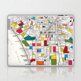 Los Angeles Streets Laptop & iPad Skin