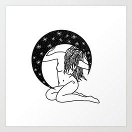 Y U L E Art Print