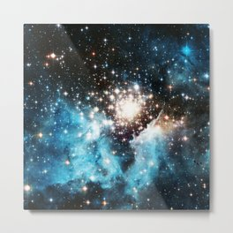 Give Me Space 3 Metal Print