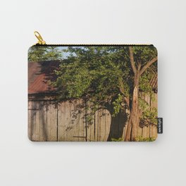Abandoned old wooden shack Carry-All Pouch
