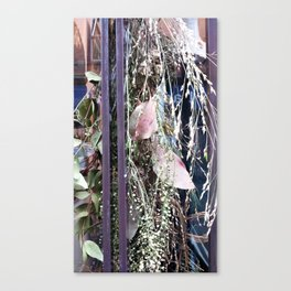 Woven and intricate IV Canvas Print