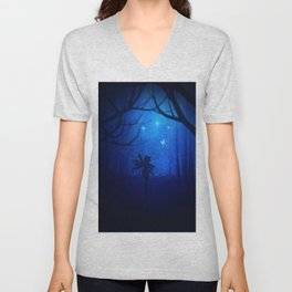 Winter Fairy Unisex V-Neck