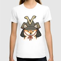 shiba T-shirts featuring Shiba Inu by Lottie