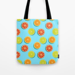 Summer insta fruits Tote Bag