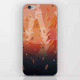 AutumnLand iPhone Skin