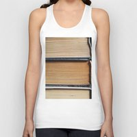 books Tank Tops featuring Books by eARTh