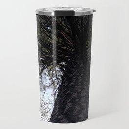 Trees in Yosemite - California Countryside Travel Mug