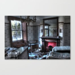 Derelict Canvas Print