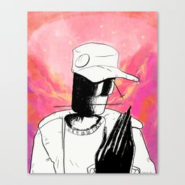 Ants vol. 2 - If You're Reading This It's Not a Coloring Book cover Canvas Print