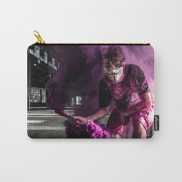 Guy Fawkes Smoke Bomb Carry-All Pouch