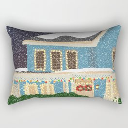 Gilmore girls house Rectangular Pillow