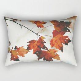 Fall colors in Canada Rectangular Pillow