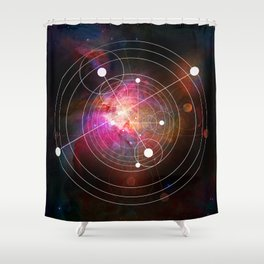 Taking a fresh approach without preconceptions Shower Curtain