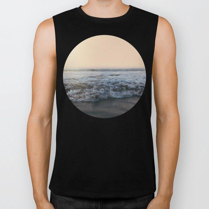Sunrise Ocean Biker Tank