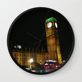 Westminister, London Wall Clock