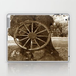 Historical Wagon Wheel Laptop & iPad Skin
