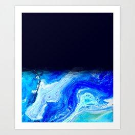enima1 Art Print