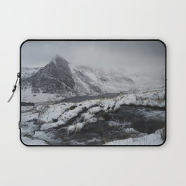 mount tryfan snowdonia Laptop Sleeve