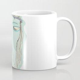 head of Jesus Coffee Mug