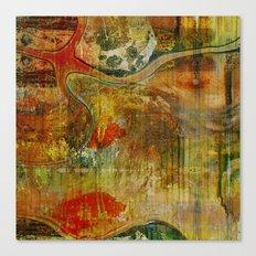 Delkina dream Canvas Print