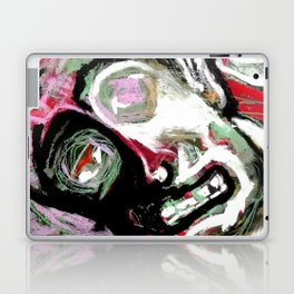 Red Magpie Laptop & iPad Skin