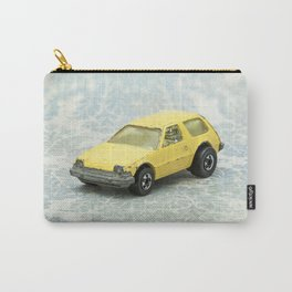 Yellow Hot Wheels Packin' Pacer 1977 Carry-All Pouch