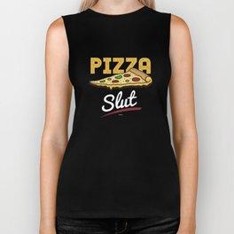 Pizza Slut Biker Tank