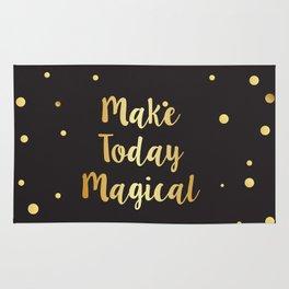 Make today Magical Rug