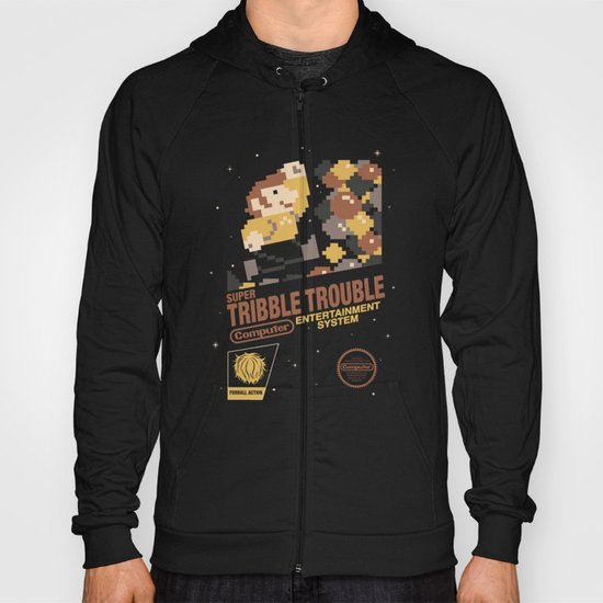 Super Tribble Trouble Hoody