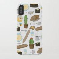 bread iPhone & iPod Cases featuring Bread by Ceren Aksu Dikenci