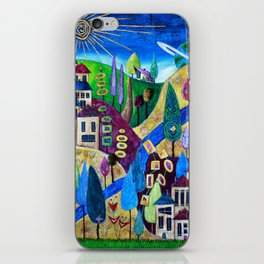 Delphi 4 iPhone Skin
