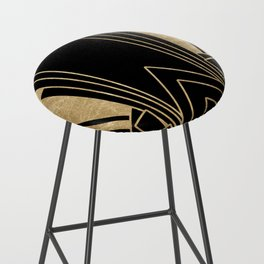 Art deco design Bar Stool