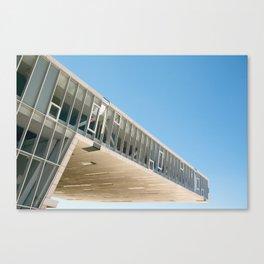 Architectronic Canvas Print